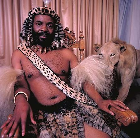 """Kings ofAfrica"" отДаниэля Лэнэ. Изображение № 13."