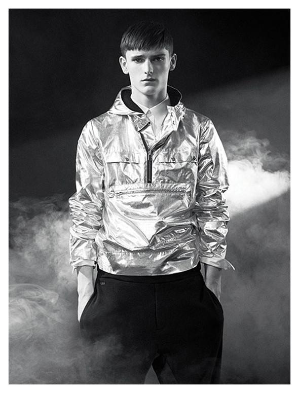 Лукбук: Adidas SLVR FW 2011. Изображение № 3.