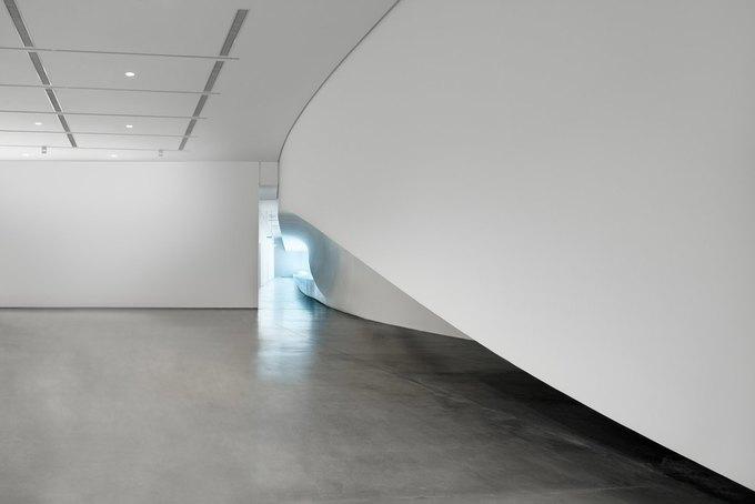 Архитектура дня: музей в Китае сбелым «слоёным» фасадом. Изображение № 16.