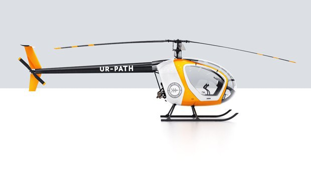 «Студия Артемия Лебедева» разработала корпус вертолёта. Изображение № 3.