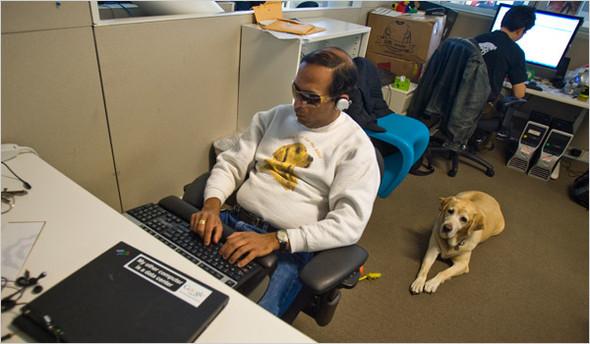 Как программируют слепые программисты?. Изображение № 2.