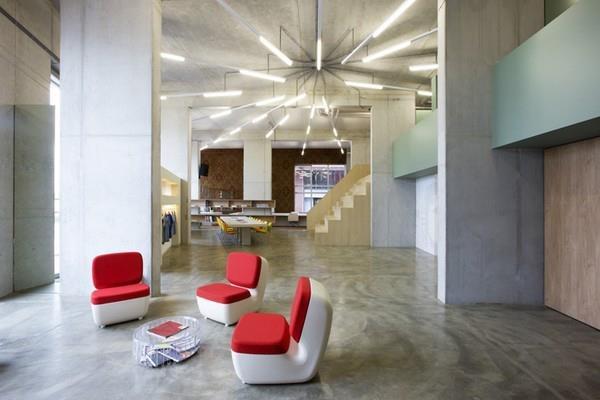 Офисы мира: Голландия. Изображение № 9.