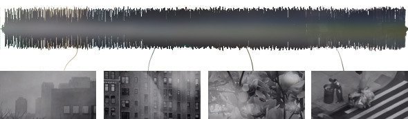 Черно-белый Нью-Йорк в новом клипе Mujuice. Изображение № 1.