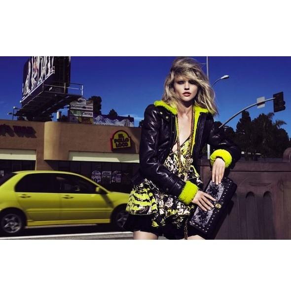 Рекламные кампании: Just Cavalli, Proenza Shouler и VW. Изображение № 5.