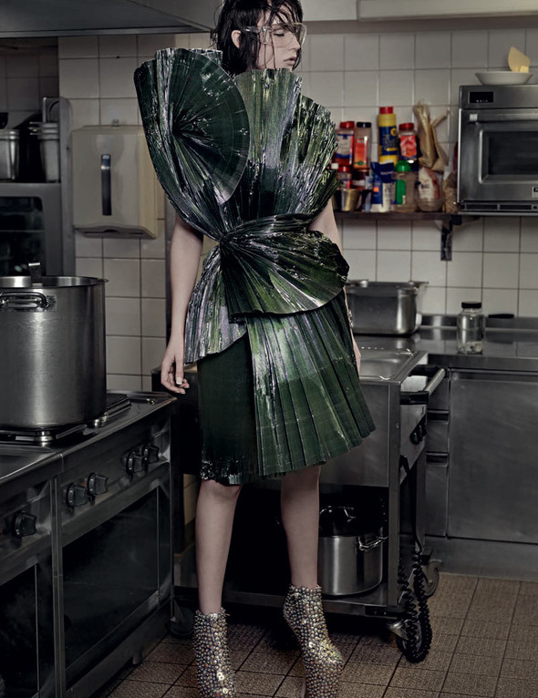 Съемки: Vogue, Numero, Tush и другие. Изображение №13.