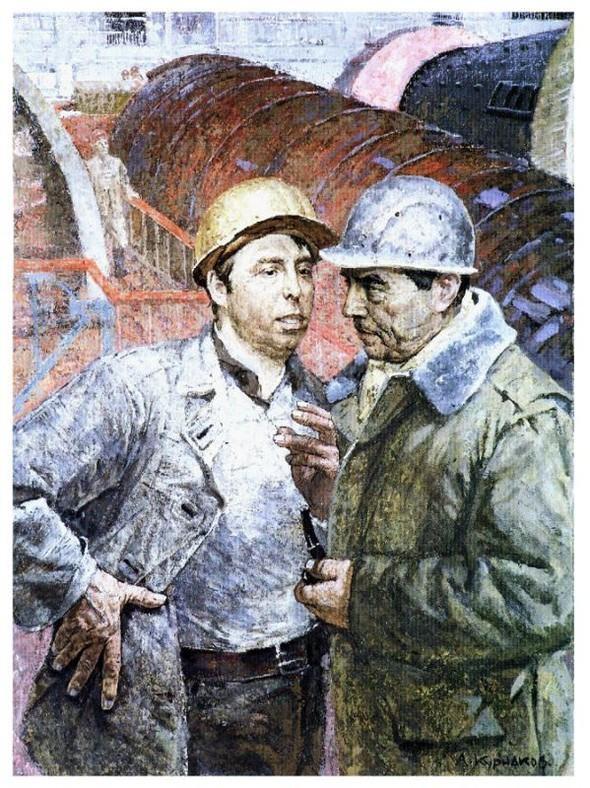 Скончался российский художник Андрей Курнаков. Изображение № 16.