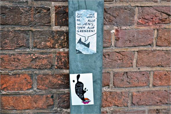 Стрит-арт и граффити Амстердама, Нидерланды. Изображение № 11.