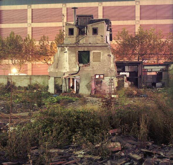 Вход в пустоту: Фотографы снимают города без людей. Изображение № 54.