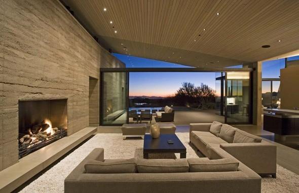 Дом Desert Wing от Brent Kendle. Изображение № 6.
