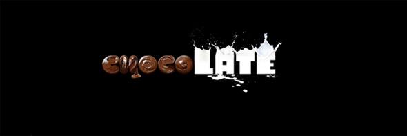 День шоколада. Вкусные шоколадные логотипы. Изображение № 2.