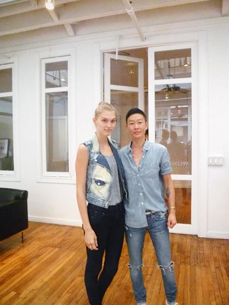 Букер Дженни и Ира Николаева. Изображение № 17.