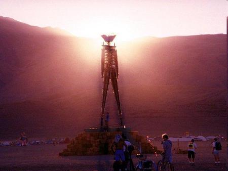 """Фестиваль """"Burning Man! """" вНеваде. Изображение № 21."""