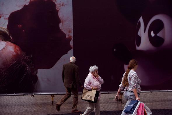 Провокатор Готфрид Хельнвейн (Gottfried Helnwein). Изображение № 4.