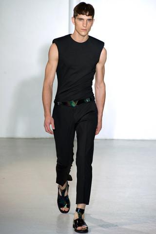 Неделя мужской моды в Париже: День 1. Изображение № 17.