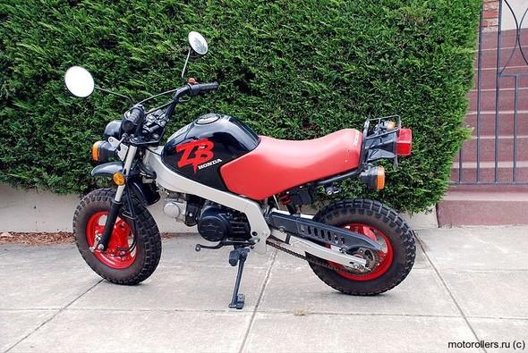 Honda Monkey Живая легенда. Изображение № 9.