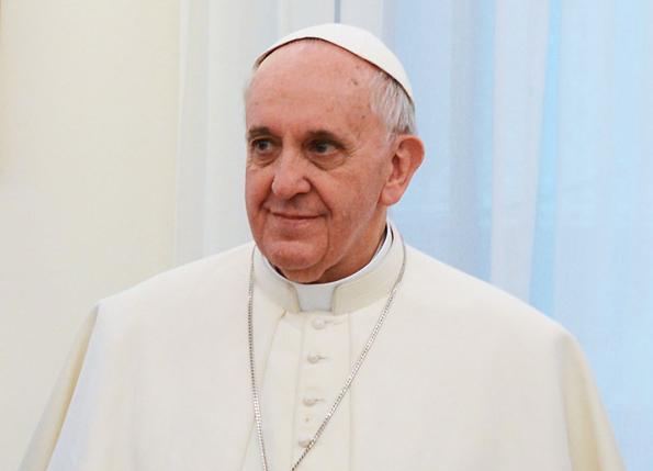 Папа Римский отпускает грехи через «Твиттер». Изображение № 1.