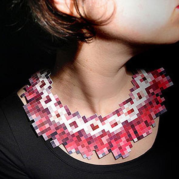 Pixel украшения. Изображение № 13.