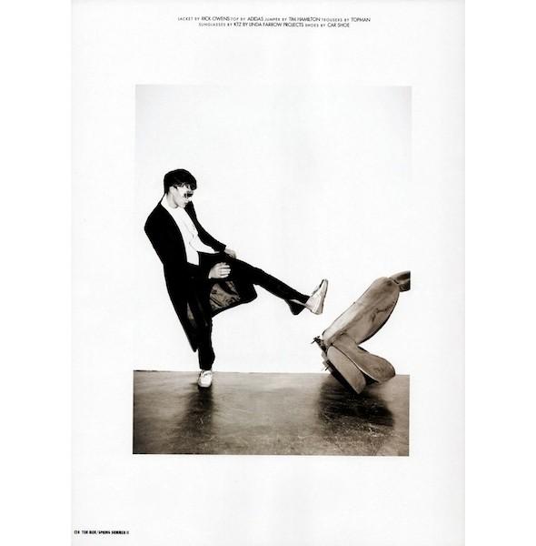Изображение 34. Мужские съемки: Vogue, L'Officiel и другие.. Изображение № 43.