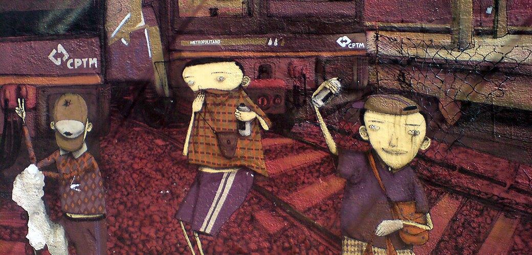 Как уличные художники обслуживают крупные бренды. Изображение № 2.