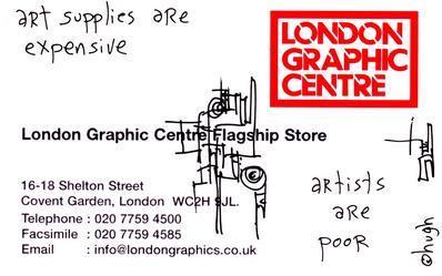 Gapingvoid. com: комиксы наобратной стороне визиток. Изображение № 1.