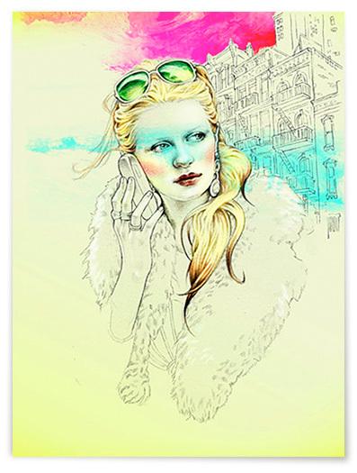 Иллюстратор Лиса Лева. Изображение № 9.