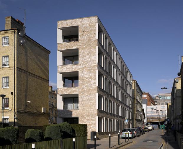 Darbishire Place (Лондон) по проекту Niall McLaughlin Architects. Изображение № 11.