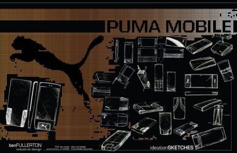 Телефон от PUMA. Изображение № 1.