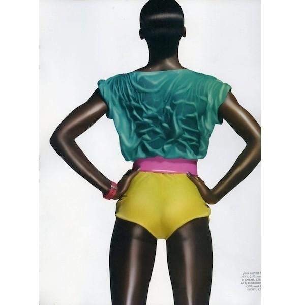 Изображение 11. Съемки: Love, Purple Fashion, Vogue и другие.. Изображение № 17.