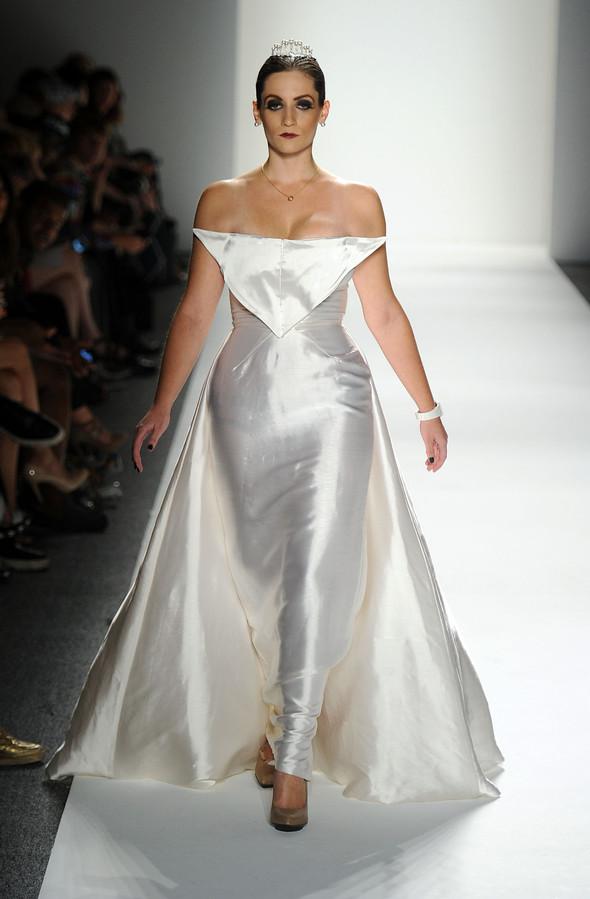 New York Fashion Week Spring 2012: День шестой. Изображение № 12.