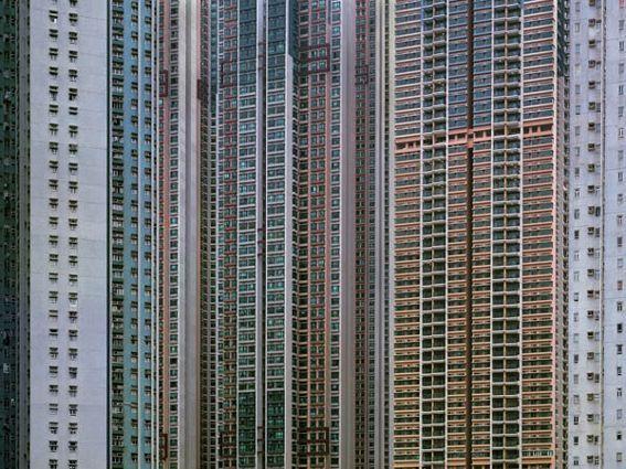 MIchael Wolf- бесконечные окна Гонконга. Изображение № 15.