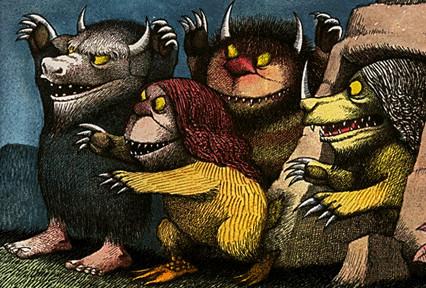 Гдеживут дикие звери?. Изображение № 1.