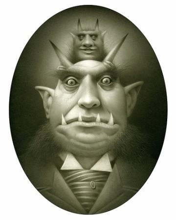 Аристократизм монстров Трэвиса Луи. Изображение № 27.
