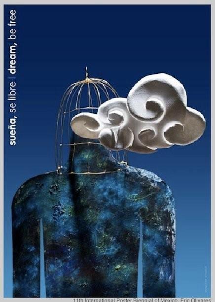 Изображение 2. Одинадцята мiжнародна мексиканська бiенале плаката.. Изображение № 2.