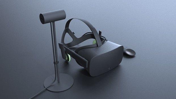 Появились фото прототипа финальной версии Oculus Rift . Изображение № 1.