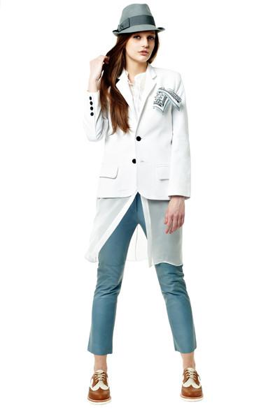 Хорошая плохая девочка: 10 образов от редактора моды Василисы Гусаровой. Изображение №6.