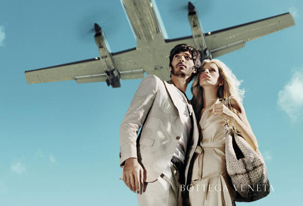Изображение 1. Рекламные кампании: Bottega Veneta, Jaeger и Dior.. Изображение № 1.