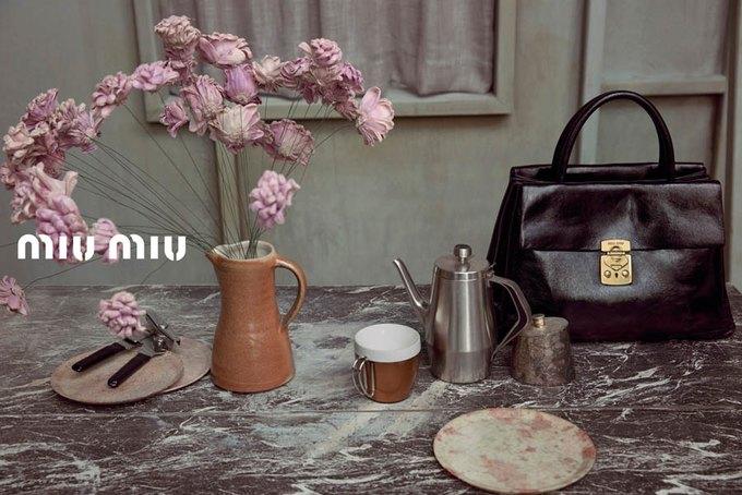 Max Mara, Prada и другие марки выпустили новые кампании. Изображение № 50.
