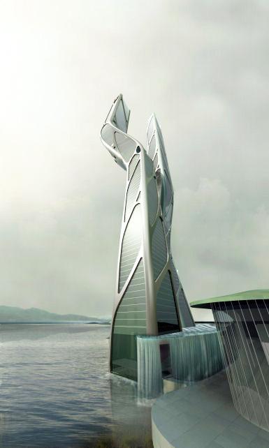 Самые странные архитектурные проекты Топ-13. Изображение № 7.