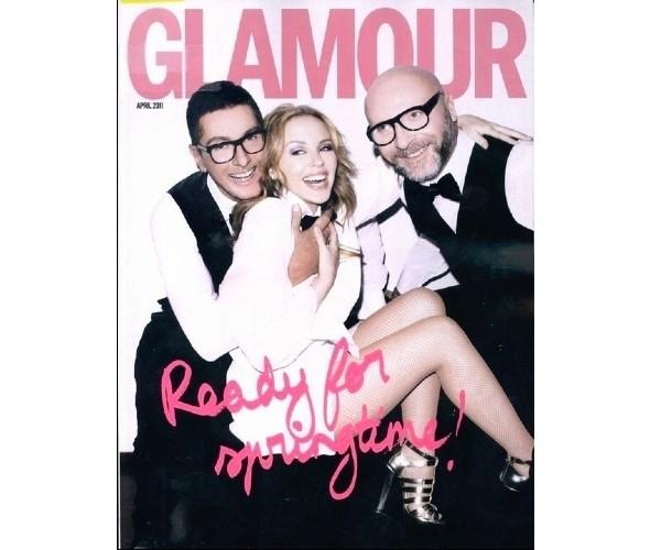 Изображение 38. Коллекция Dolce & Gabbana SS 2011 появилась на 42 обложках журналов.. Изображение № 40.
