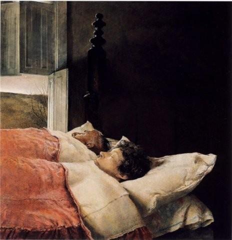 Andrew Newell Wyeth. Изображение № 4.