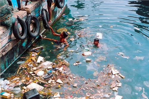 О грустном. Самые загрязненные места мира. Изображение № 8.