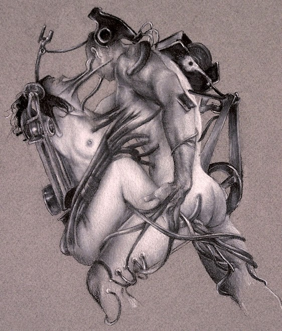 Женственный машинариум Джефри Ритчера. Изображение № 4.