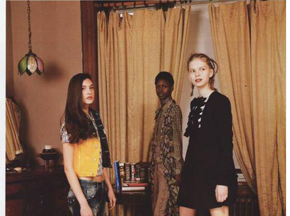 Новые лица: Каспар, Катя и Элла. Изображение № 53.