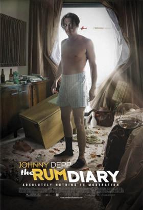 Фильмы недели: «Ромовый дневник» с Джонни Деппом, «Человек, который изменил все» с Брэдом Питтом. Изображение № 1.
