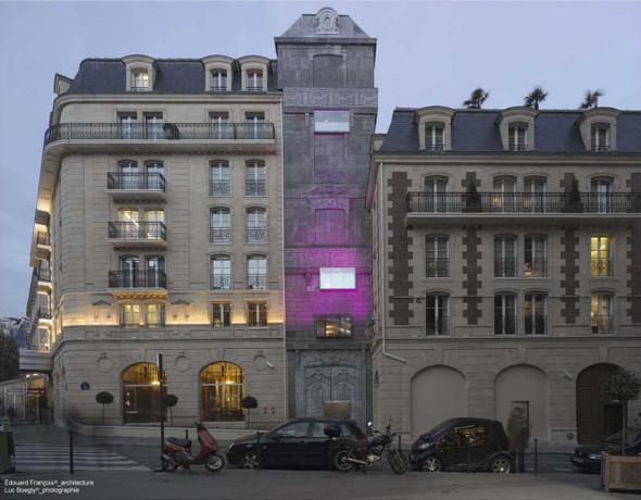Hotel Fouquet Barrier. Изображение № 2.