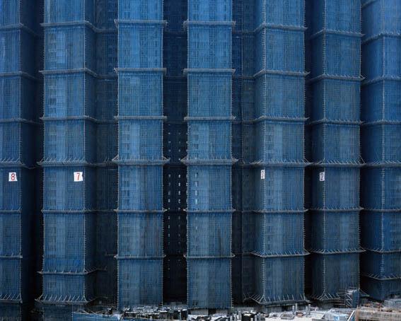 MIchael Wolf- бесконечные окна Гонконга. Изображение № 11.