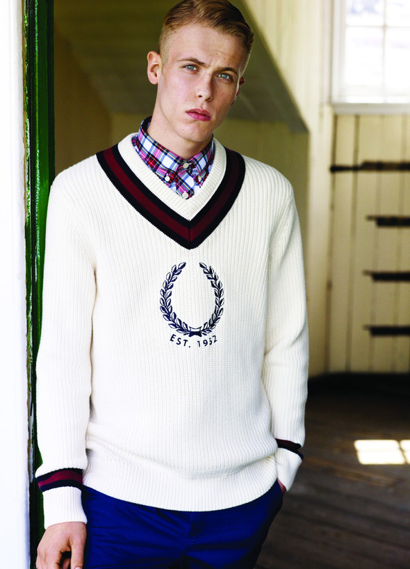 Fred Perry Sample Sale SS12. Изображение № 36.
