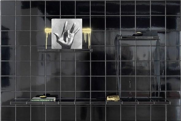 Шаманисткие исталляции из масла ши, воска и стали. Изображение № 5.