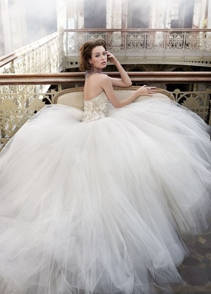 Lazaro Bridal Collection 2012. Изображение № 3.