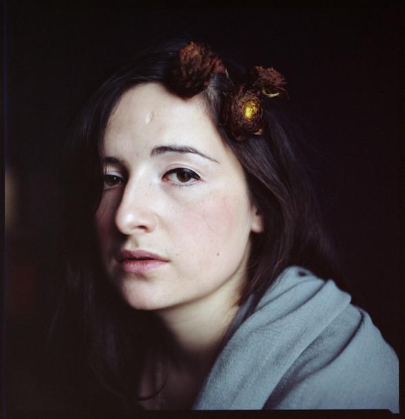 Проект в художественной портретной фотографии. Изображение № 2.